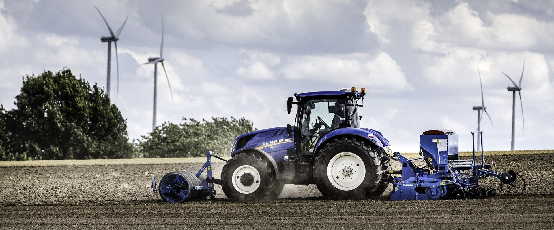 New Holland Agricultural